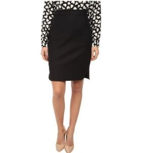 Kate Spade skirt the rules pencil skirt size 2
